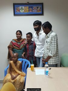 Dhanush Who Fulfilled Last Wish Of Cancer Patient 232