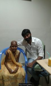 Dhanush Who Fulfilled Last Wish Of Cancer Patient 233