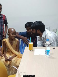 Dhanush Who Fulfilled Last Wish Of Cancer Patient 234