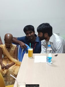 Dhanush Who Fulfilled Last Wish Of Cancer Patient 235